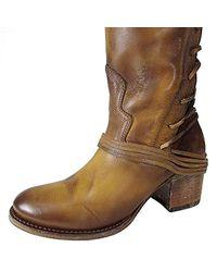 Freebird - Brown Coal Riding Boot - Lyst