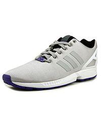 7fe7e88117d5e adidas B34505 Zx Flux Running Shoes for Men - Lyst