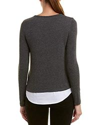 Bailey 44 - Gray Staten Sweater Top - Lyst