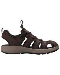 Skechers - Brown Melbo Journeyman 2 Fisherman Sandal for Men - Lyst