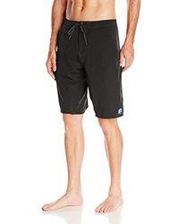 O'neill Sportswear Black Flat Water Fashion Board Shorts for men