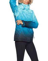 Roxy Blue Jet Ski Se Snow Jacket