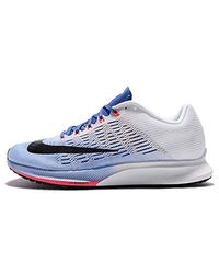 sneakers for cheap a3376 dd60b Nike ''s Wmns Air Zoom Elite 9 Running Shoes in White - Lyst