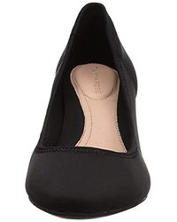 Taryn Rose Black Tess Sandal