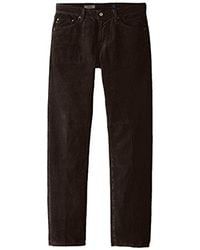 30a18315b2020 Lyst - Ag Jeans The Graduate Tailored Fit Corduroy Pant In Sul-bce ...