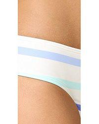 Kate Spade - Blue Provincetown Hipster Bikini Bottoms - Lyst