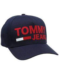 Tommy Hilfiger. Men s Tju Flock Print Cap ... 05dded2766