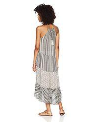 O'neill Sportswear Multicolor Carmela Midi Dress
