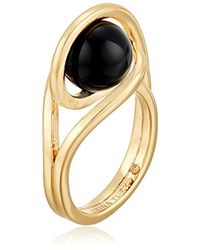 Trina Turk - Multicolor Psychadelica Caged Ball Ring, Size 7 - Lyst