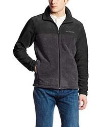 Columbia Multicolor Steens Mountain Full Zip 2.0, Soft Fleece With Classic Fit for men