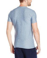 DIESEL - Blue Underdenim Randal Lounge T-shirt for Men - Lyst