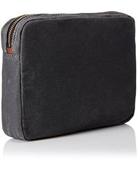 Fossil - Gray Coated Canvas Insert Pack for Men - Lyst