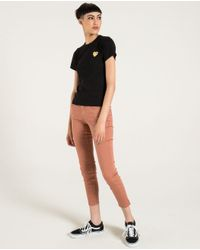 American Rag Cie - Pink Baker Skinny Jeans - Lyst