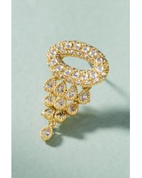 Serefina | Metallic Lorelei Drop Earrings | Lyst