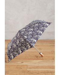 Anthropologie - Multicolor Jungle Foliage Umbrella - Lyst