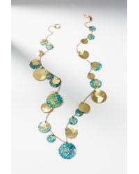 Sibilia   Multicolor Moneditas Necklace   Lyst