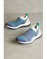 Adidas By Stella McCartney | Purple Adidias By Stella Mccartney Pure Boost Sneakers | Lyst