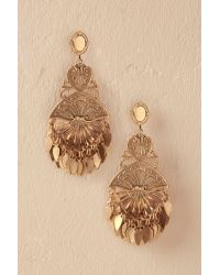 Anthropologie | Metallic Manasa Earrings | Lyst