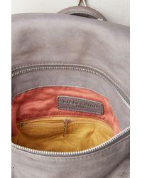 Liebeskind - Gray Otsu Rolled Backpack - Lyst