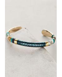 Gas Bijoux | Blue Massai Turquoise Cuff | Lyst