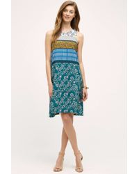 ad19fee85f6e Lyst - Maeve Valletta Dress in Blue