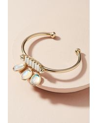 Lionette - Metallic Gil Cuff Bracelet - Lyst