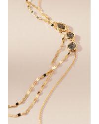 Anthropologie - Natural Melinda Star Necklace - Lyst
