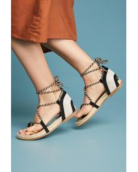 Howsty - Black Lua Sandals - Lyst