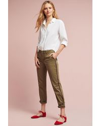 Anthropologie - Multicolor Robin Striped Chinos - Lyst