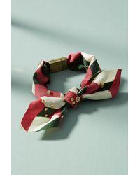 Serefina | Green Darcy Wrap Bracelet | Lyst
