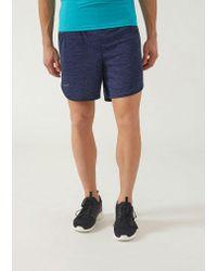 Emporio Armani - Blue Shorts for Men - Lyst