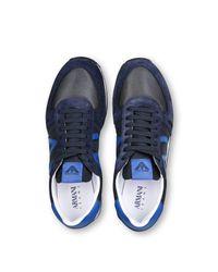 Armani Jeans | Blue Shoe for Men | Lyst