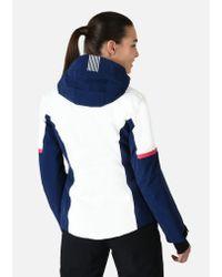 Emporio Armani - White Ski Jacket - Lyst