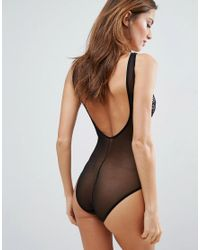 Ann Summers - Black Mai Tai Body - Lyst