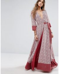 Tularosa | Multicolor Jolene Maxi Dress | Lyst