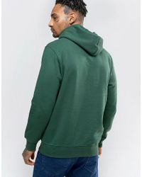 Carhartt WIP - Green College Hoodie for Men - Lyst