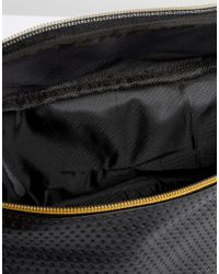 Mi-Pac - Perf Black Fanny Pack for Men - Lyst