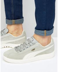 PUMA | Dallas Og Sneakers In Gray 36222109 for Men | Lyst