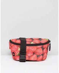 Mi-Pac - Red Mi Pac Classic Bum Bag In Strawberry Print - Lyst