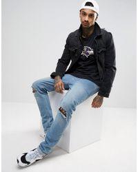 KTZ | Black Nfl Baltimore Ravens T-shirt for Men | Lyst
