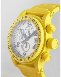 Newgate Watches - Yellow Bulldog Watch - Lyst