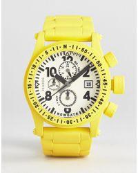 Newgate Watches - Yellow Bulldog Watch - Lyst