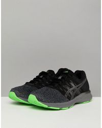 Asics - Running Gel Exalt Trainers In Black T7e0n-9097 for Men - Lyst