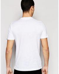 Original Penguin - White Riginal Penguin Aurora Original T-shirt for Men - Lyst