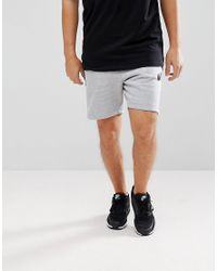 Blend - Active Shorts Gray for Men - Lyst