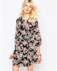 ONLY - Black Ewan Dress - Lyst