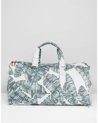 979ac3f903 Herschel Supply Co. Novel Mid-volume Carryall In Palm Print 42.5l in ...