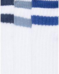 Pringle of Scotland - White Sport Socks 3 Pack for Men - Lyst