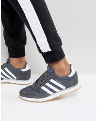 Adidas originali sono scarpe da ginnastica in grigio by9715 in grigio per gli uomini lyst