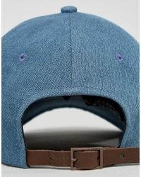 Tommy Hilfiger | Blue Tommyxgigi Cap With Patches | Lyst